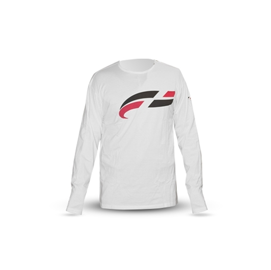 Picture of WHITE LONG-SLEEVED T-SHIRT