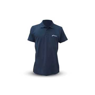 Picture of BLUE SHORT-SLEEVED GIBSON POLO SHIRT