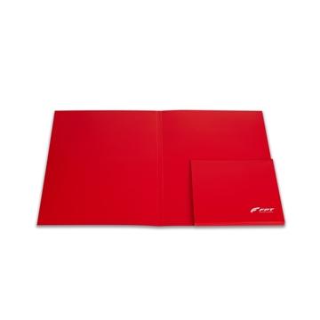 Imagen de Carpeta A4 roja