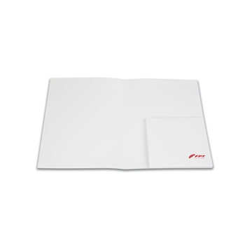 Picture of White A4 Folder