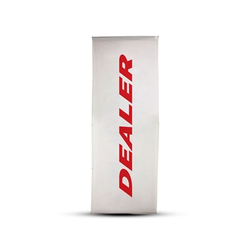 Picture of Dealer flag, 75x200, standard pole