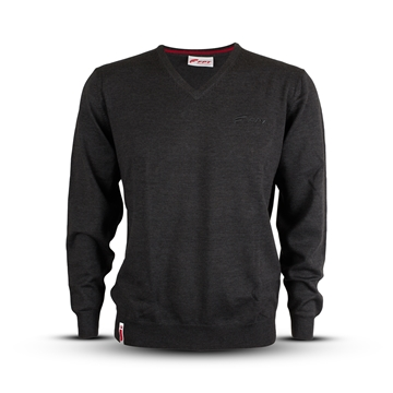 Picture of V-Neck Pullover Man
