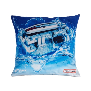 "Picture of PILLOW, ""WATER"""