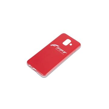Bild von Rote Handyhülle für Samsung A6