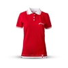 Picture of Red women's polo shirt