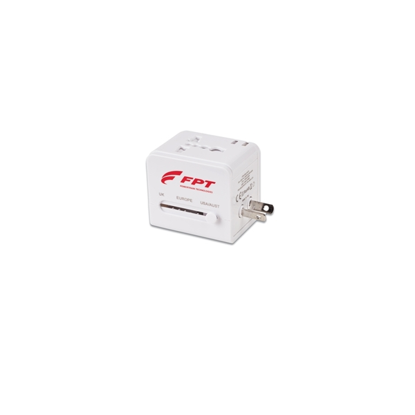 Picture of White adapter
