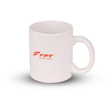 Picture of White Ceramic Mug